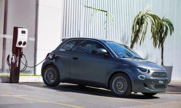Primeiro Fiat elétrico, Cinquecento agora é para poucos