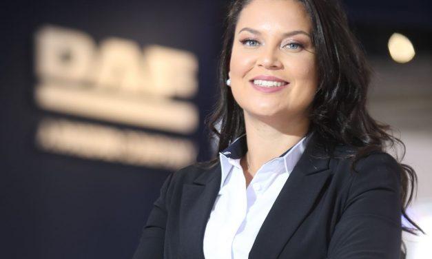 Rubia Ribeiro deixa a DAF e segue para a Peterbilt