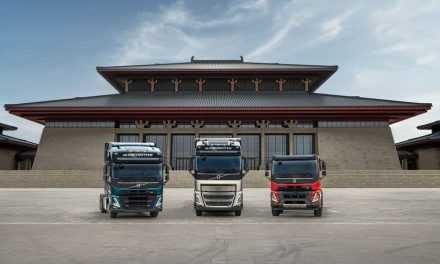 Volvo Trucks compra fábrica da JMC na China