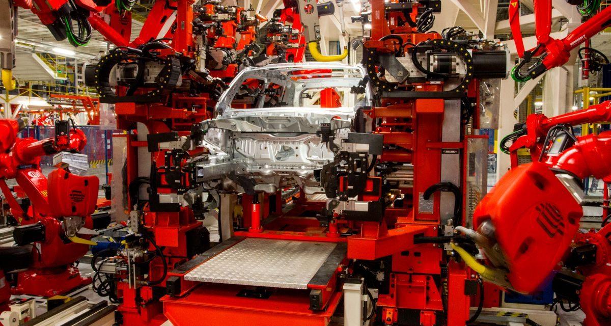 Produção de veículos: pior agosto desde 2003.