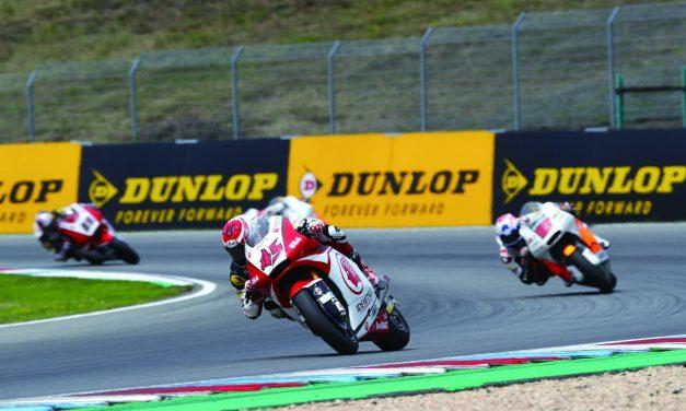 Dunlop importa pneus para atender mercado de motos