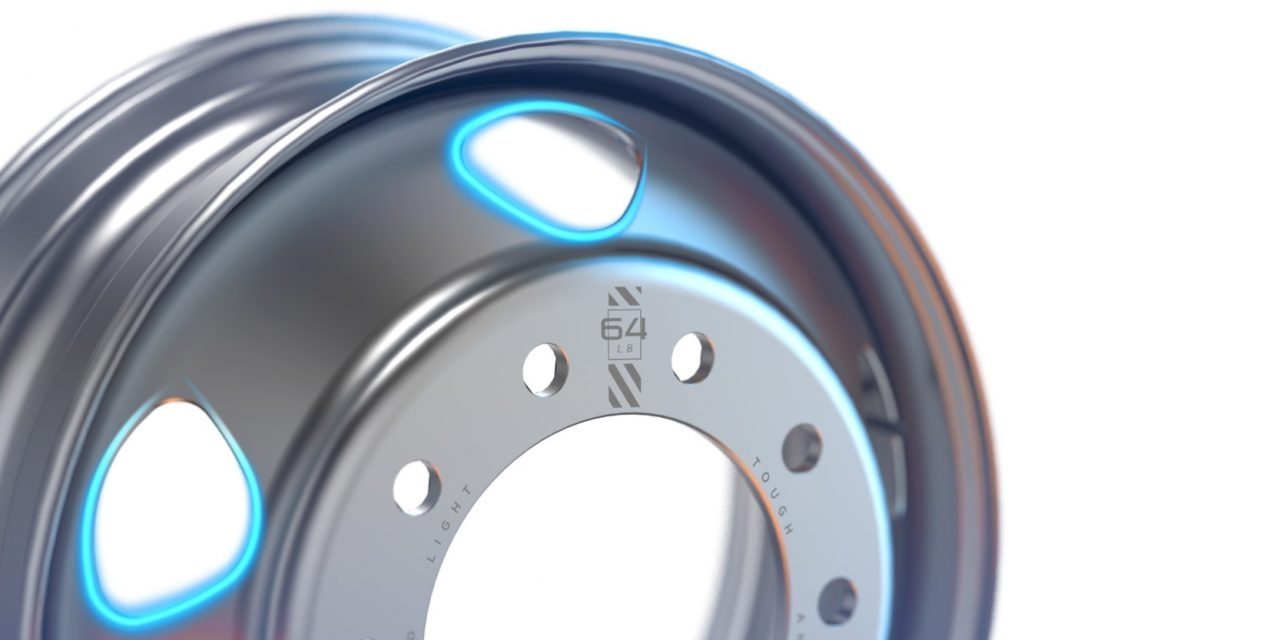 Maxion Wheels produz nova roda em aço no México