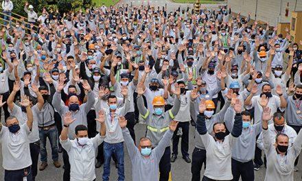 Em SBC, trabalhadores da Toyota aprovam reajuste de 10,42%