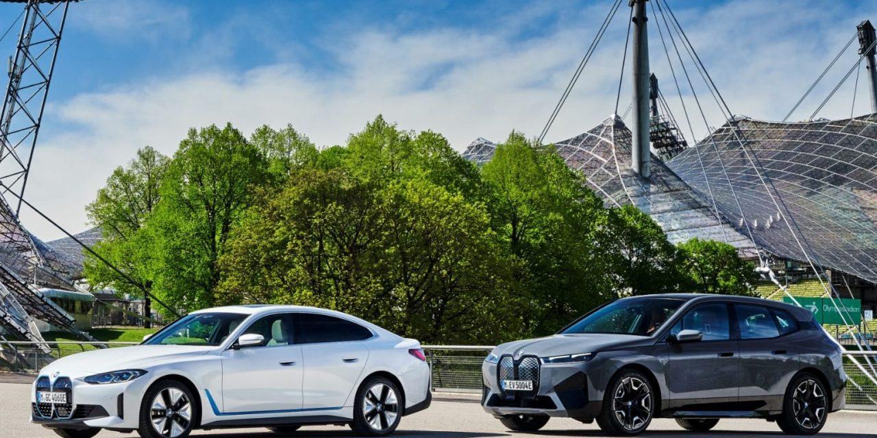 """BMW confirma chegada de elétricos i4 e iX no Brasil """"em breve"""""""
