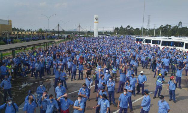 Renault abre PDV para 250 trabalhadores no Paraná