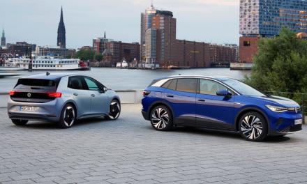 VW mostra os elétricos ID.3 e ID.4 para clientes da América Latina