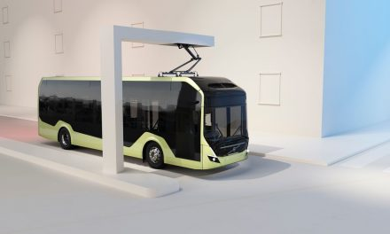 Volvo Buses lança chassi elétrico de olho na demanda global