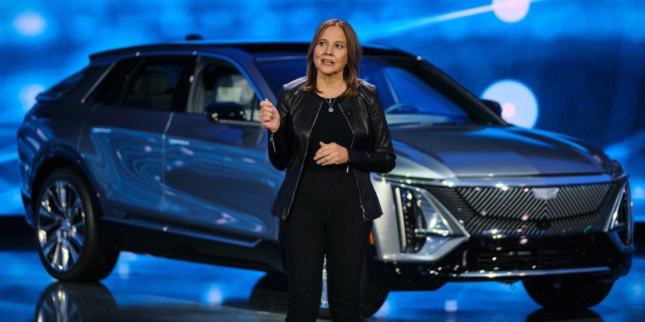 GM quer dobrar faturamento mundial até 2030
