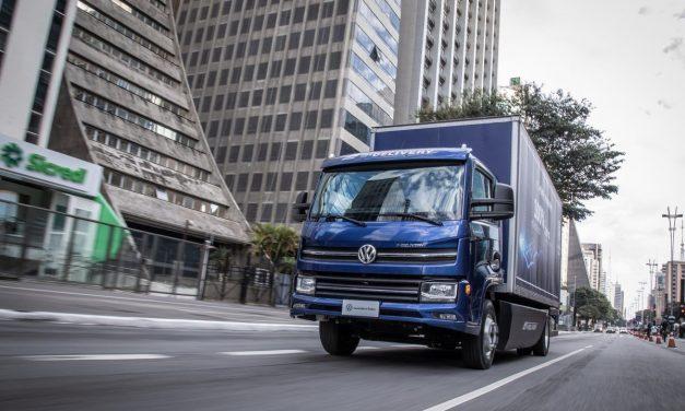 VW e-Delivery começa a chegar às ruas