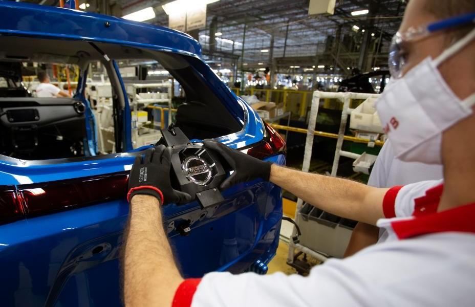 Nissan contrata para início de segundo turno em 2022