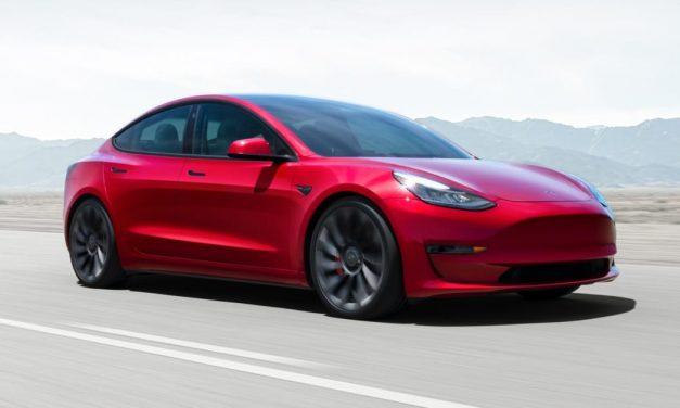 Modelo 3 da Tesla liderou vendas na Europa em setembro