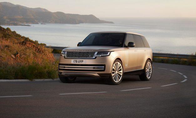 Quinta geração do Range Rover chega no primeiro semestre de 2022